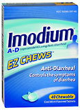 Imodium A-D EZ Chews  -  40 Tablets